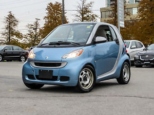2011 smart fortwo HEATED SEATS/AUTO