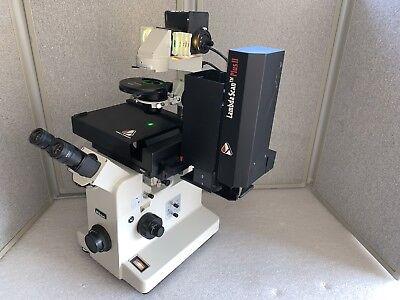 Nikon Diaphot Microscope W One Lambda Scan Plus Ii