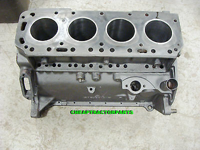 Ford Tractor Engine Block New Sleeves Crack Ckd Ready To Install Eae6015f