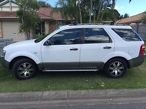 2007 Ford Territory TX SR Sports -V6 Coomera Gold Coast North Preview