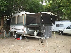 Jayco Hawk Outback (similar to Eagle or Swan) Cooranbong Lake Macquarie Area Preview