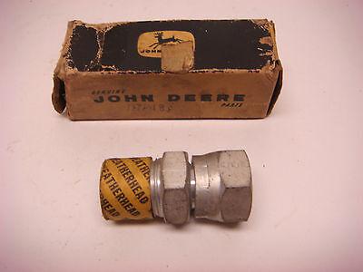 Nos John Deere Part No. Au10910u Restrictor Jd074 Vintage Tractor Equipment