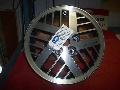 1984 - 1988 Pontiac Fiero NOS 14 Inch Aluminum Wheel in Original GM Box 22548174