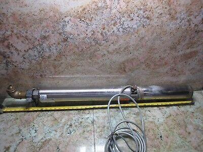Goulds Submersible Pump 6gsz15r C1355770 W Pump Cnc Agie Edm 2343259404 Hp 2