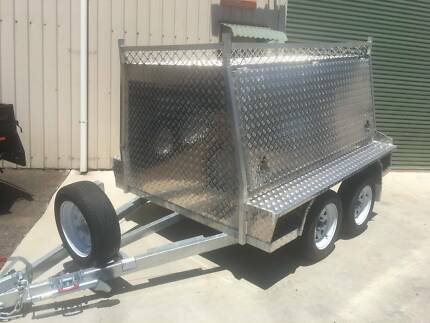 Tradesman Tandem Trailer Cardiff Lake Macquarie Area Preview