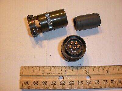 New - Ms3116j 14-5s - 5 Pin Female Plug