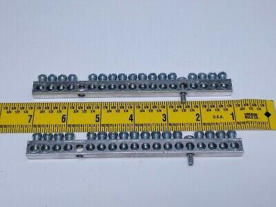2 - New Cmc Na-35s 17 Hole 4-149al Neutral Bars