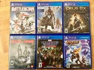 CHEAP PS4 Games or Trade