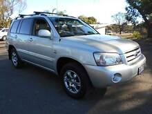 TOYOTA KLUGER 2004 Automatic  7 Seater $7999 Lonsdale Morphett Vale Area Preview