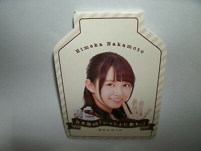 New Nogizaka46 idol Himeka Nakamoto memo pad kawaii F/S japan