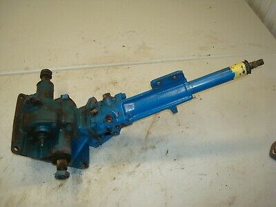 1968 Ford 3000 Diesel Tractor Power Steering Box Assembly