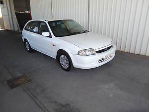 2000 FORD LASER GLXI AUTO 5DR HATCHBACK Hampstead Gardens Port Adelaide Area Preview