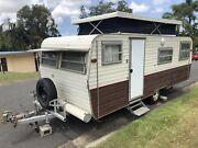 17 Foot York Caravan Pop Top Nerang Gold Coast West Preview