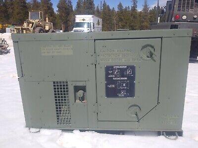 1997 Fermont Military Mep802a 5kw Diesel Generator