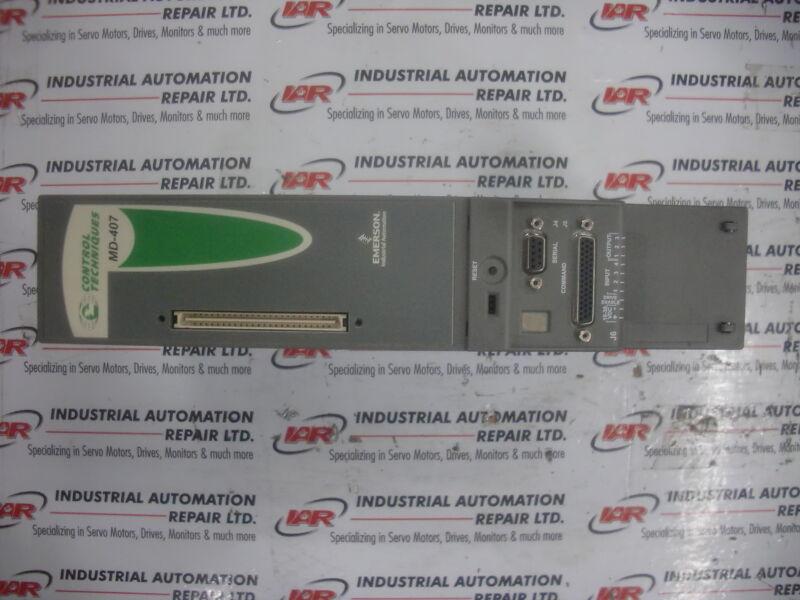 CONTROL TECHNIQUES DRIVE   MD-407-00-000 (PART NO: 960487-05 )