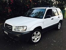 Subaru Forester X 2.5 AWD 2003 Wagon Manual Low 187000 Klms Dural Hornsby Area Preview