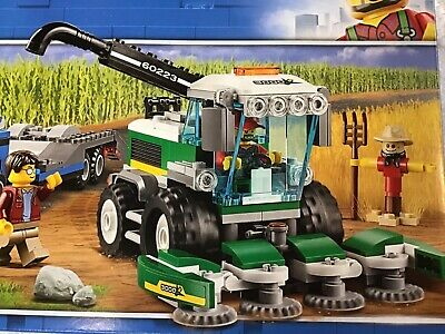 LEGO CITY Harvester Transport Set (60223) *RETIRED* Combine Truck Semi Lorry