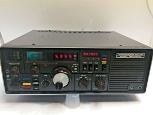 Yaesu FRG-7000 Communications Receiver in beautifull condition!
