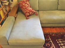 King Jason three seater settee and matching Chair in soft grey. Hawthorn Mitcham Area Preview