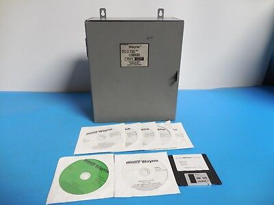 Dresser Wayne 884229-005 Nucleus Primary Distribution Cabinet