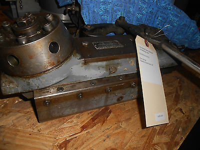 Hardinge 2nd Operation Turret Indexer Attachment-dv59 - Excellent Condition