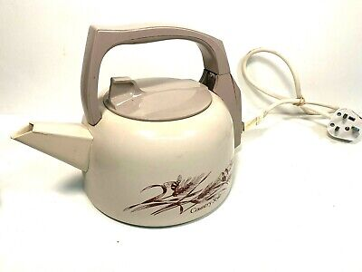 Russel Hobbs Vintage Country Style Automatic Kettle retro 80's kitchen collectab