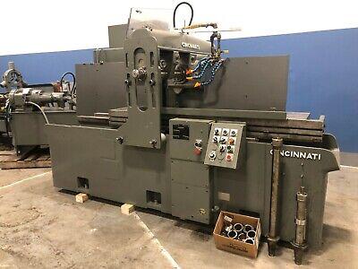 Cincinnati Horizontal Production Mill 220-153 Hypowermatic Plain With Ab Plc