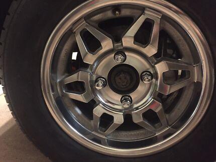 Ford escort rims PCD 108, JPC Jupiters Ascot Belmont Area Preview
