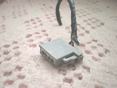 car wire repair socket plug connector  VOLVO V40 1.9 diesel near front seat