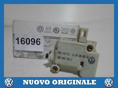 Ciclomotor Cerradura Electrica Maletero Control Central Locking System VW Bora