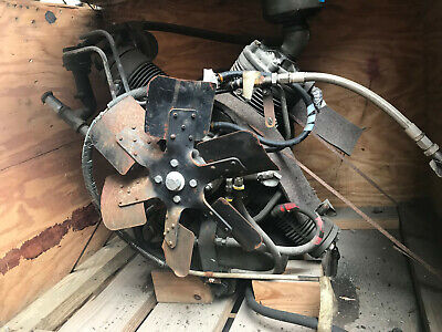 Davey Reciprocating Compressor Head For Paintball Or Scuba 4500 Psi 4 Stage