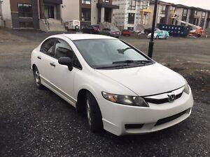 Honda Civic 2010 DXG - Manuel
