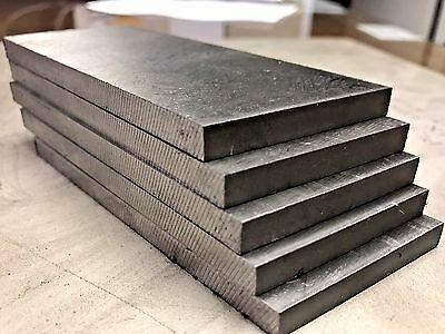Titanium Plate 6al4v 2 X 6 X .287