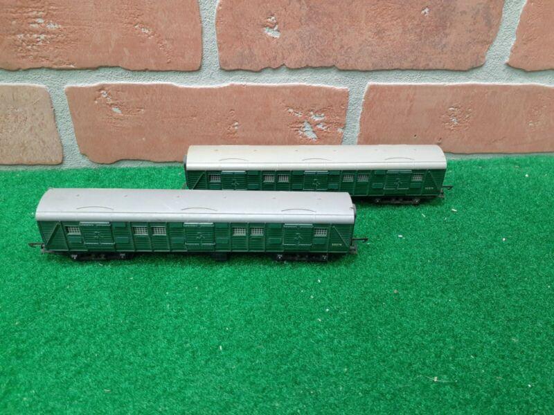 Triang Railways TT Gauge T.135 Utility Van Lot of 2