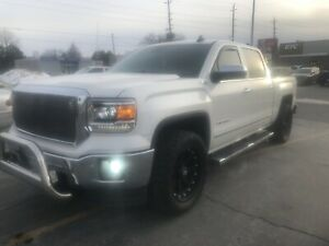 GMC Sierra push bar