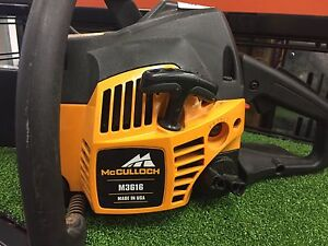 McCulloch M3616 Chainsaw H82822 Midland Swan Area Preview