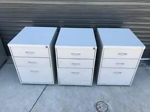Under desk filing cabinet [241] Braybrook Maribyrnong Area Preview