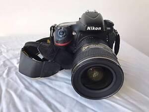 Nikon Zoom-Nikkor 17-35mm f/2.8 D ED AF-S IF Lens Hobart CBD Hobart City Preview