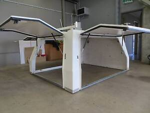 3XM Easy Access Style Canopy *used* BT50 or Ford Ranger Caboolture Caboolture Area Preview