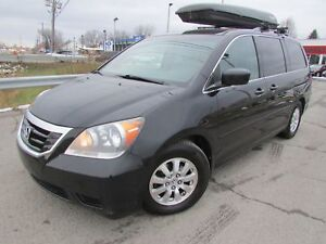 2008 Honda Odyssey EX-L 7 PASSAGERS CUIR TOIT OUVRANT!!