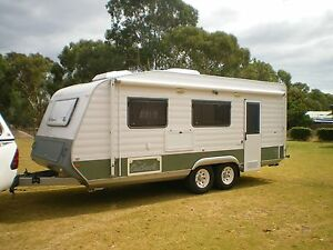 Golf Outback 20 ft Ensuite van – late model original Golf. McLaren Vale Morphett Vale Area Preview