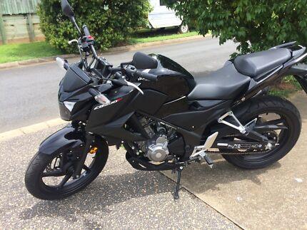 Wanted: Honda CB300F