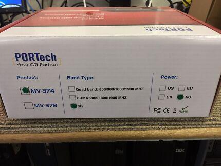 Portech MV-374 3G (near new)