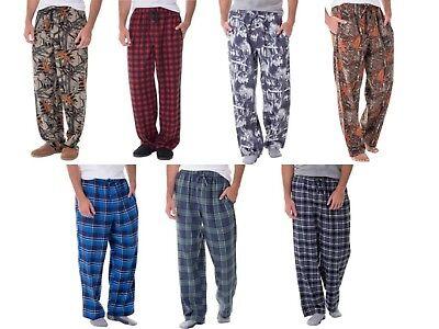 Pants Sleepwear - Men's Sleep Lounge Pants Pajamas Sleepwear BIG Men's & REG Size Med - 5XL