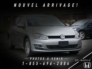 Volkswagen Golf 2015 2.0 TDI + CRUISE + BLUETOOTH + INCROYABLE !