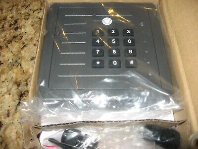 Hid Proxpro Card Readerkeypad Access Device 5355agk14