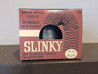 The Original Poof Slinky Brand Metal Slinky New in Box - Walking Spring Toy