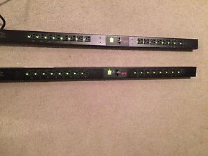 APC Switched Rack 16-Outlet PDU Power Dist. Strip