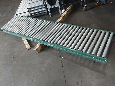 Ashland Conveyor Roller Conveyor 10 Ft. 30 Wide 583taw