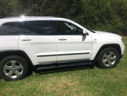 2013 jeep grand cherokee  Colac Colac-Otway Area Preview